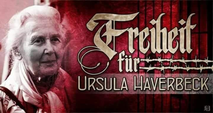 Vor Krawall-Asylanten weglaufen, aber die 89-jährige Ursula Haverbeck verhaften – so mutig ist die BRD-Polizei